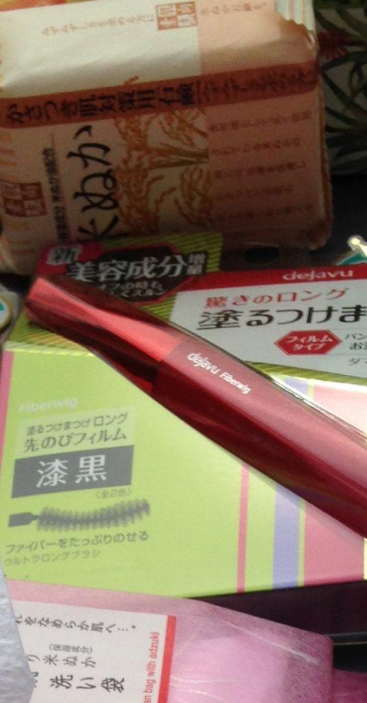 #1 dejavu mascara and makanai skin care